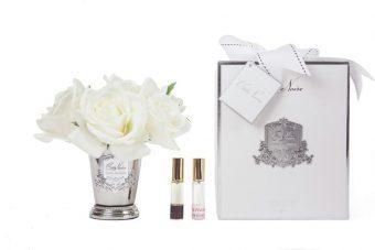 7 Rose Ivory White