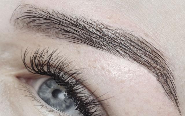 Eyebrow Tattoo By Beauty On Rose